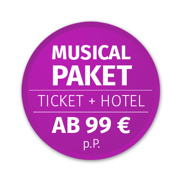 Musical Paket Ticket+Hotel