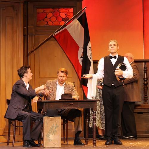 Berlin Musical 2017 Hauptmann von Köpenick