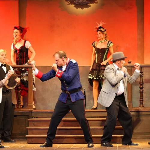 Berlin Musical 2017: Der Hauptmann von Köpenick