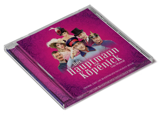 Berlin Musical CD